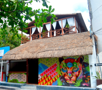 jaguar negro hostel